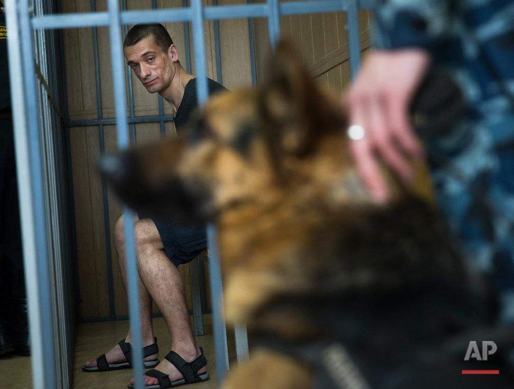 Russia Dissident Artist