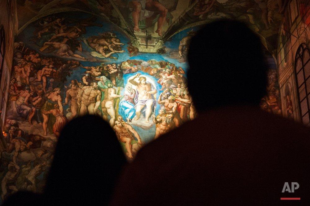 Mexico Sistine Chapel