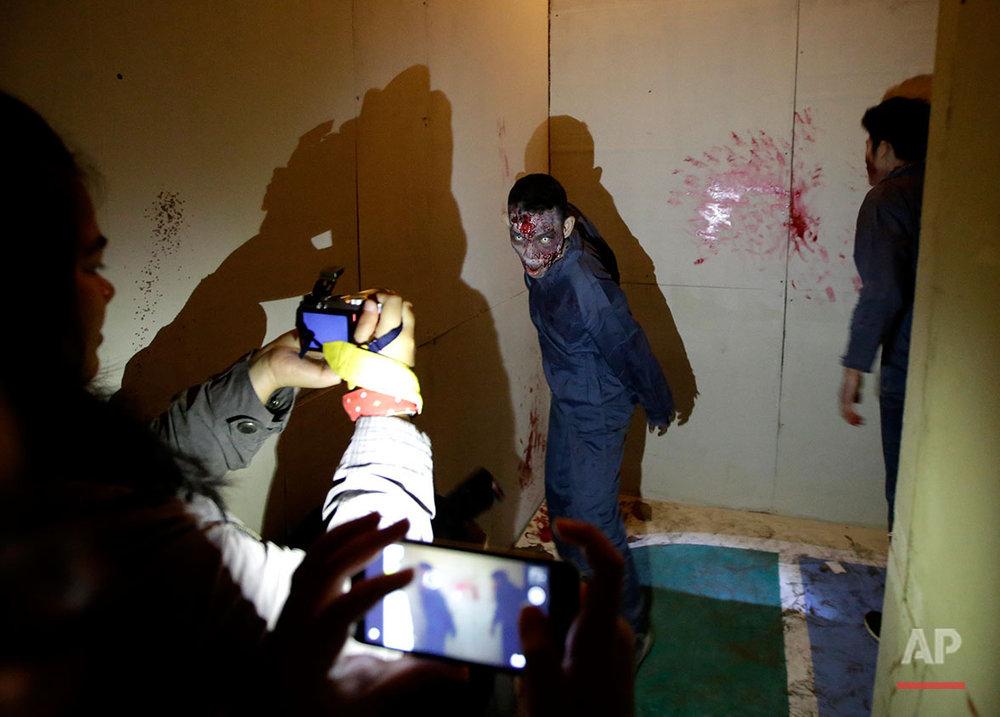 Indonesia Zombie Performance