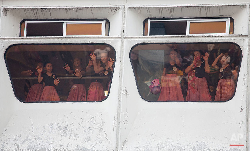 Mexico Massacre Anniversary