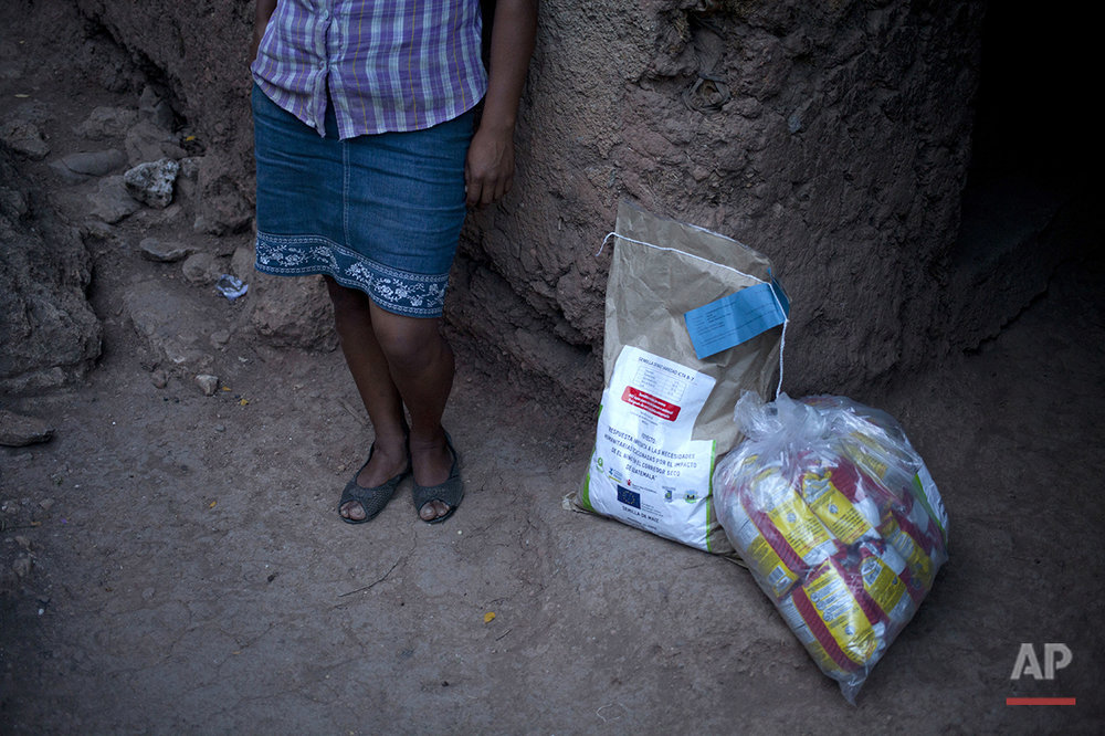 Guatemala Food Crisis Photo Gallery