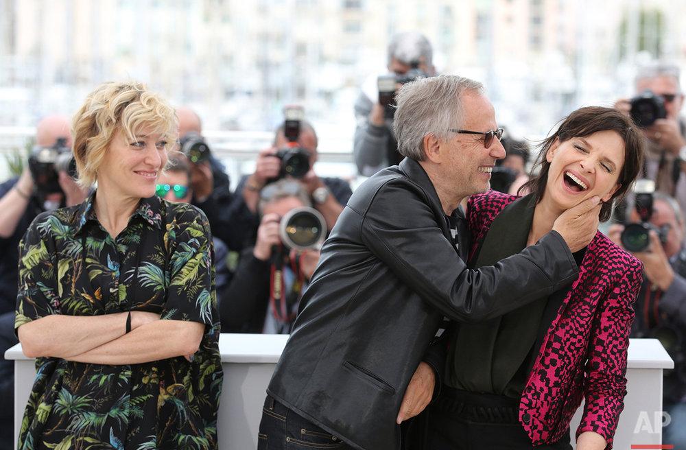 APTOPIX France Cannes Ma Loute Photo Call