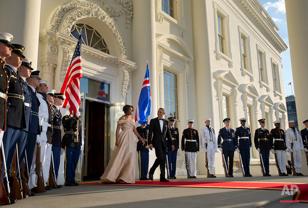 Obama Nordic Summit