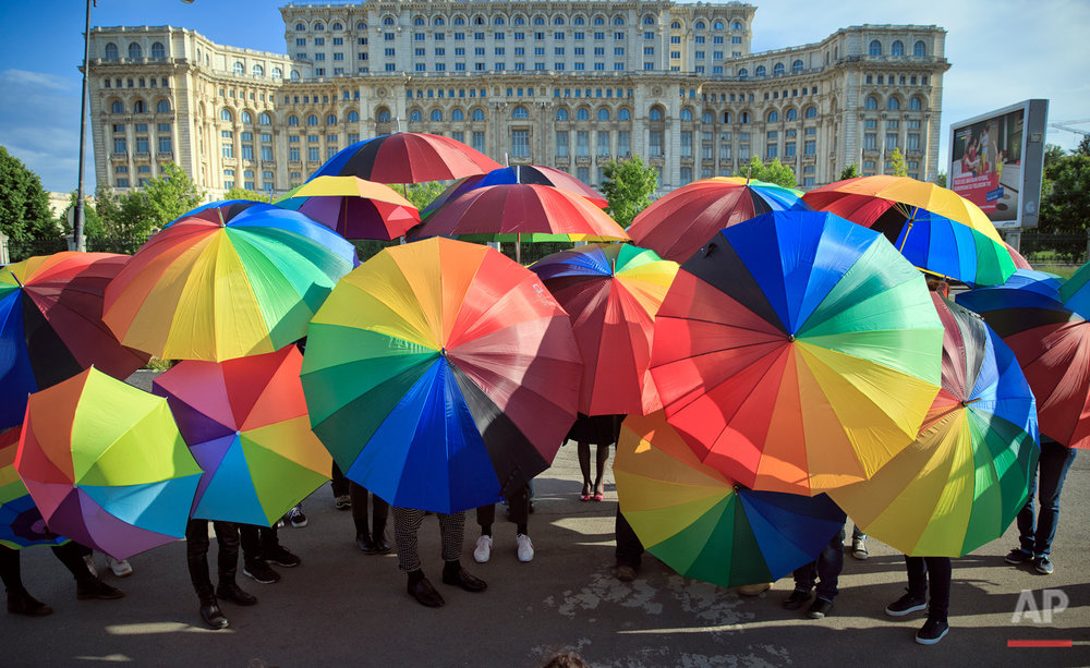 Romania International Day Against Homophobia