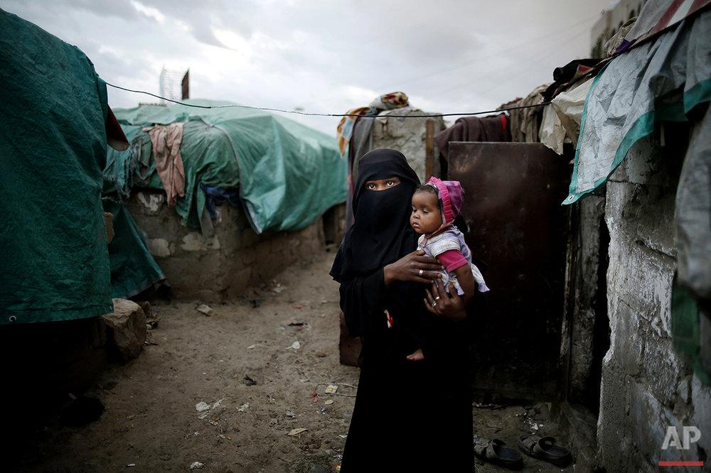APTOPIX Mideast Yemen The Untouchables