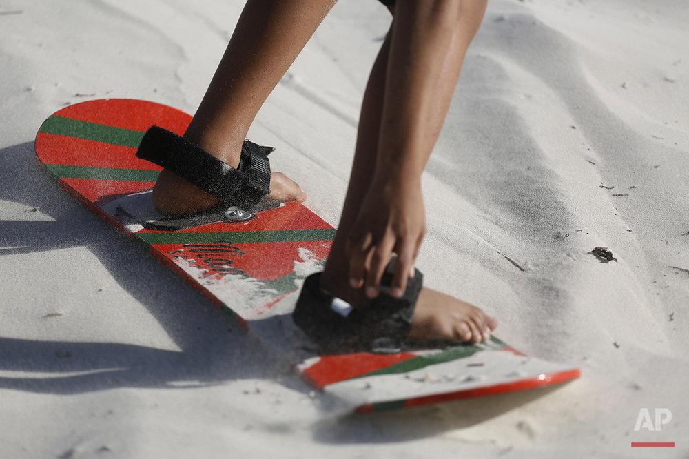 South Africa Sandboarding Boys
