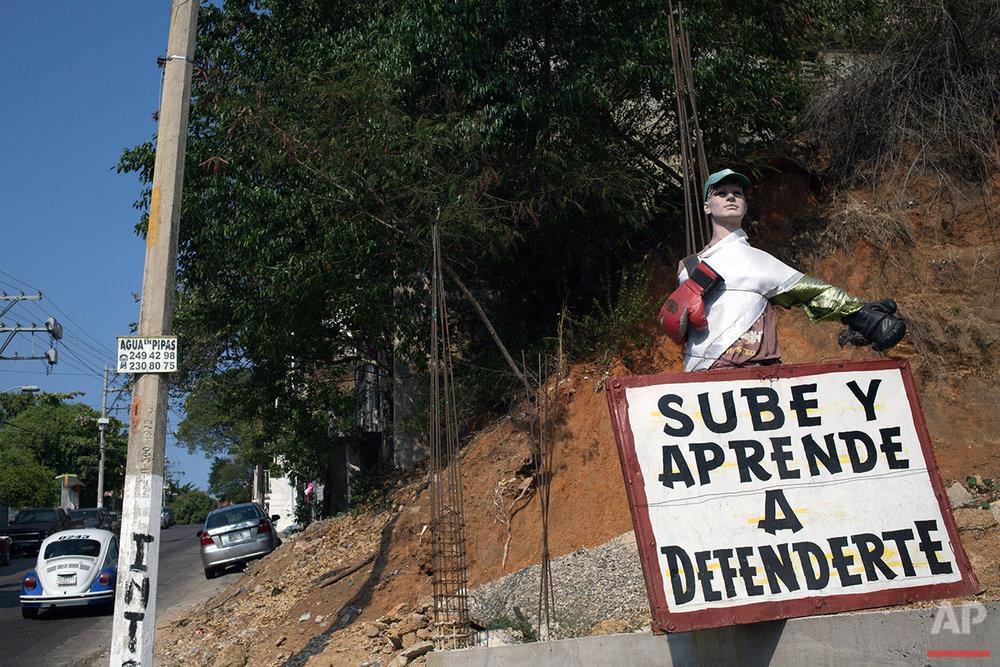 Acapulco Under Siege