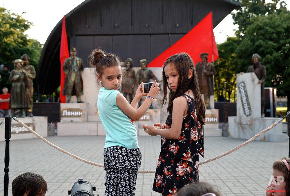 Romania Communist Play