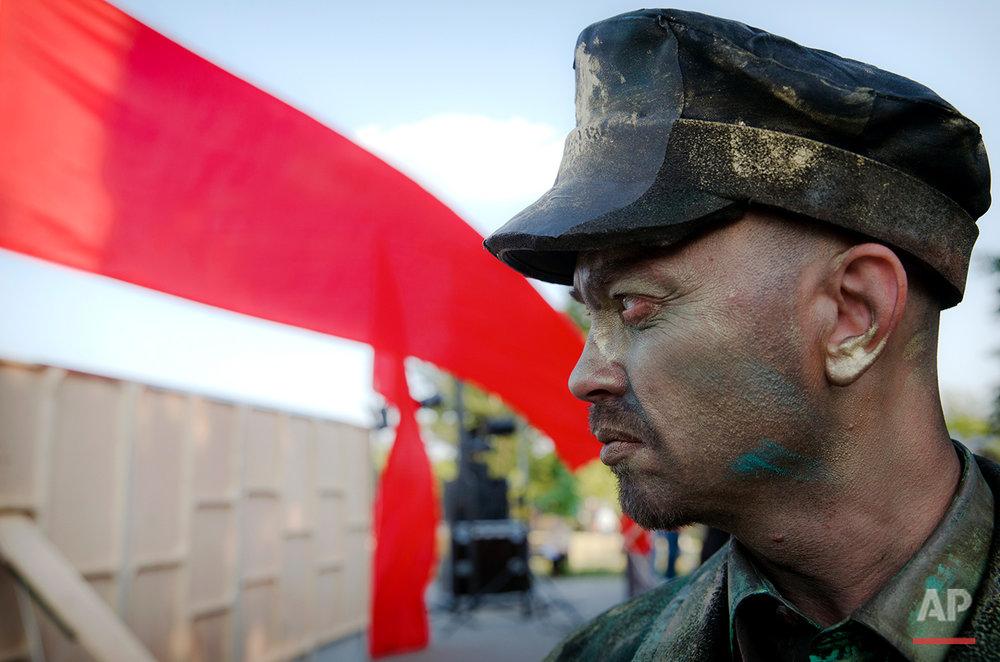 Romania Communism Lenin's Arc