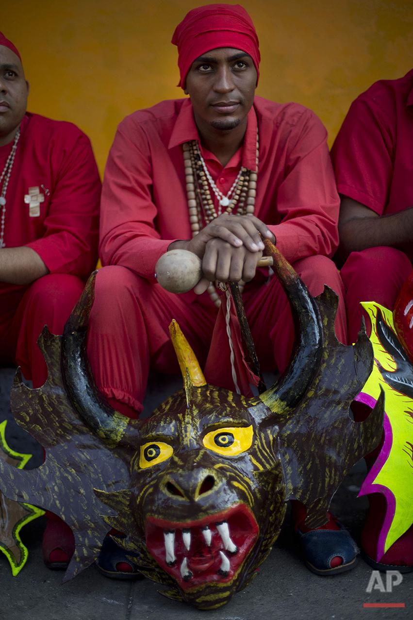 Venezuela Dancing Devil