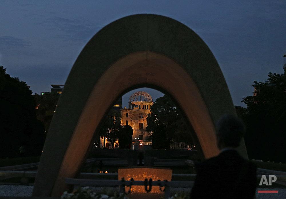Japan Hiroshima Obama