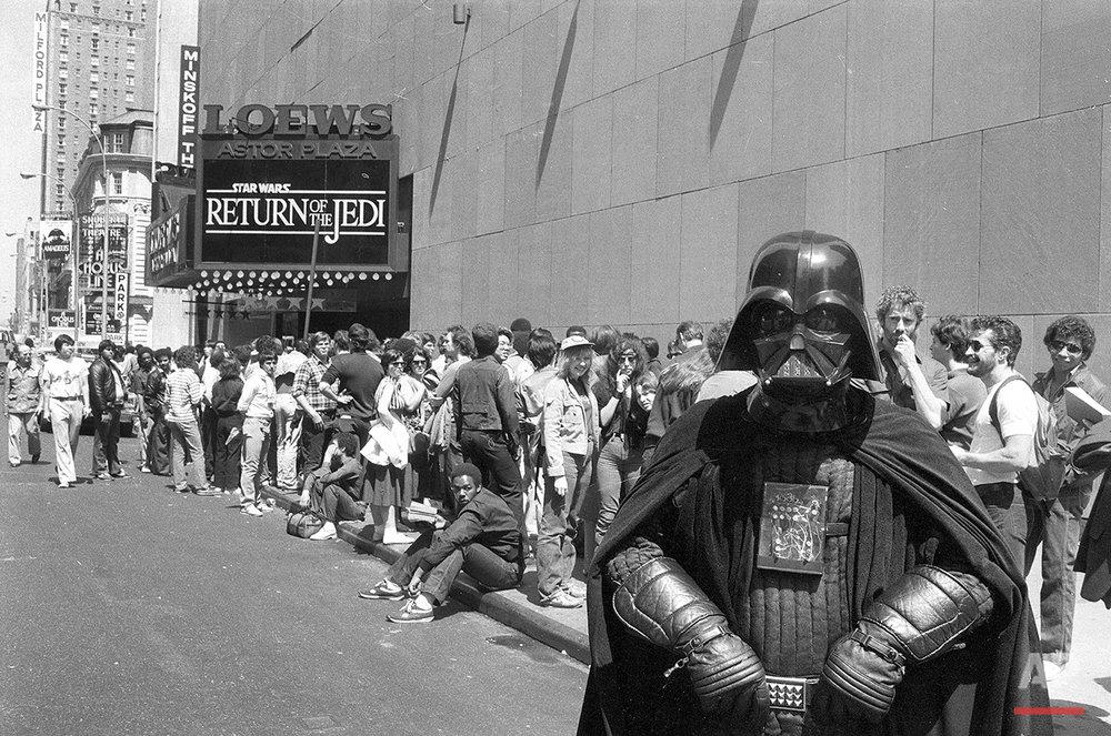 STAR WARS FANS 1983