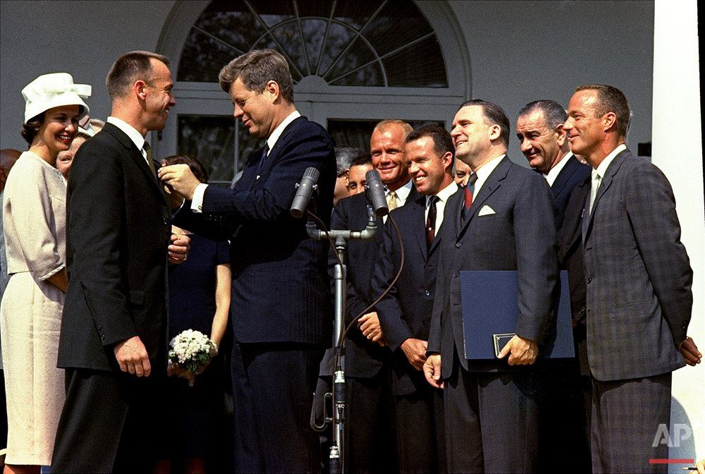 Alan B. Shepard Jr. 1961