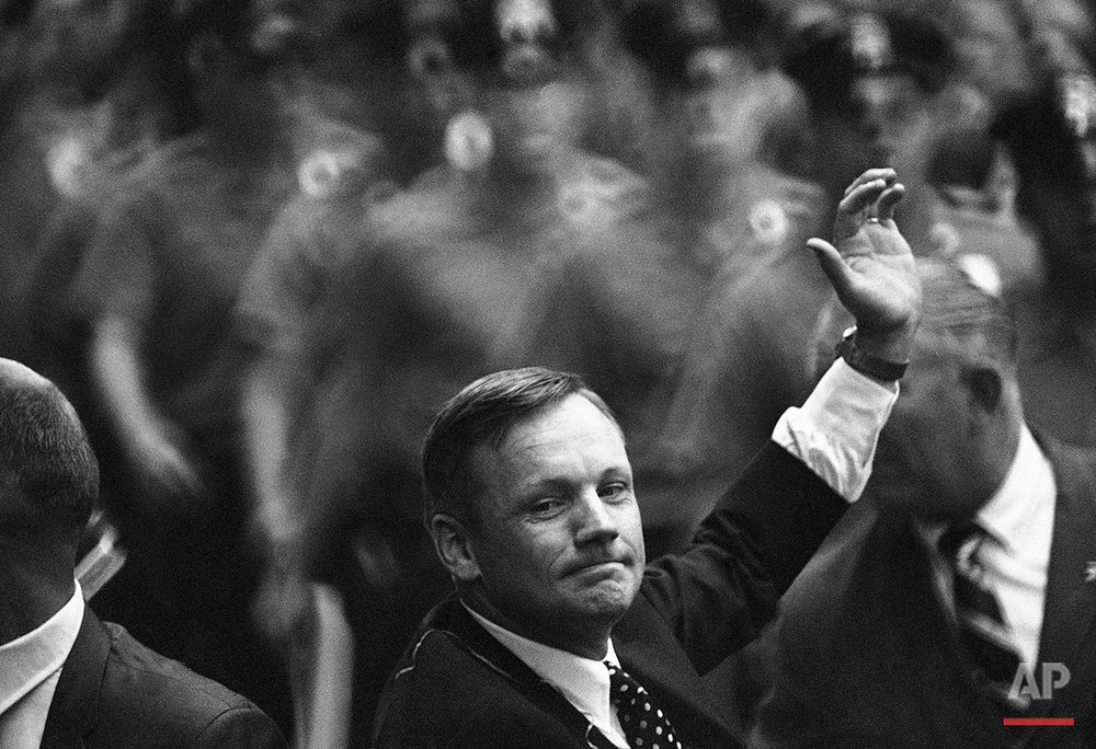 Neil A. Armstrong 1969