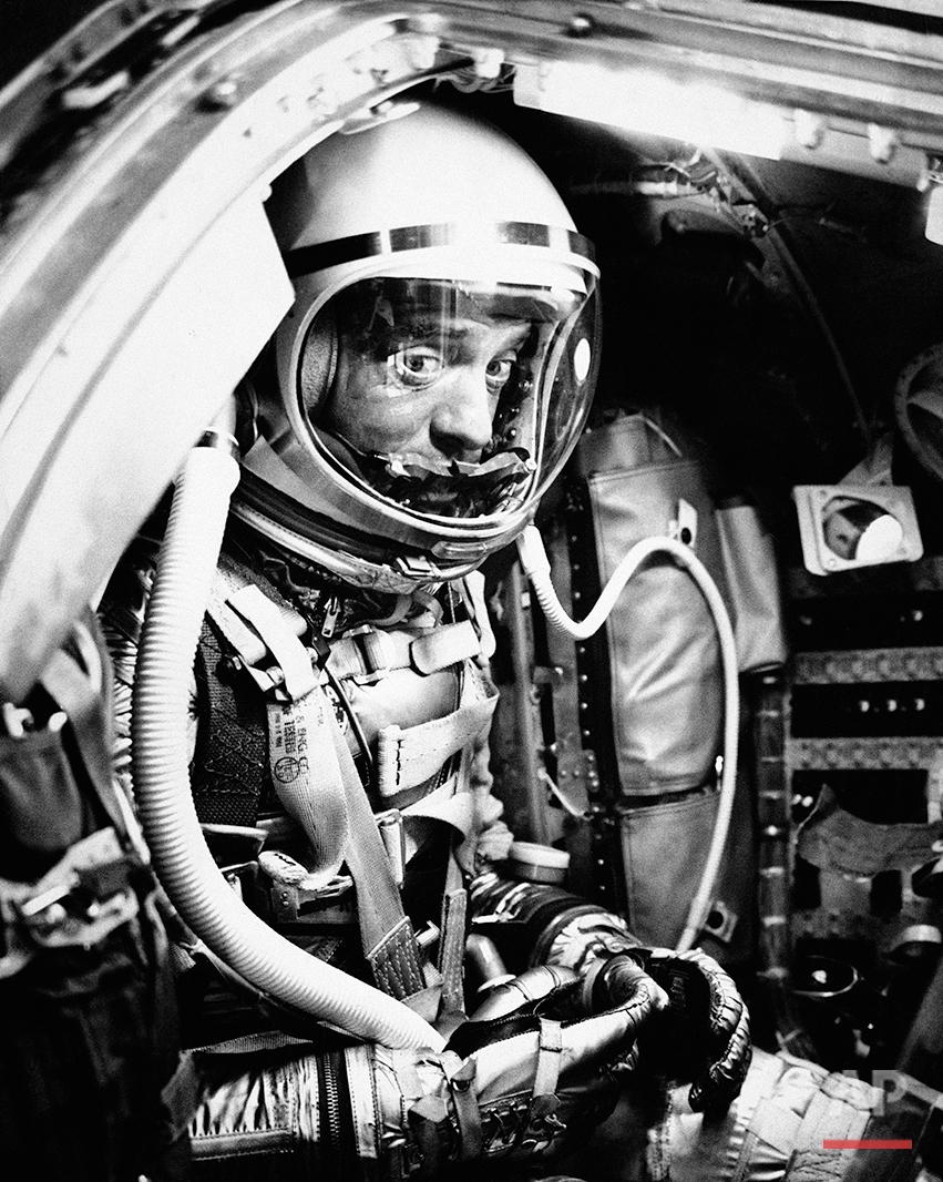 Alan B. Shepard Jr 1961