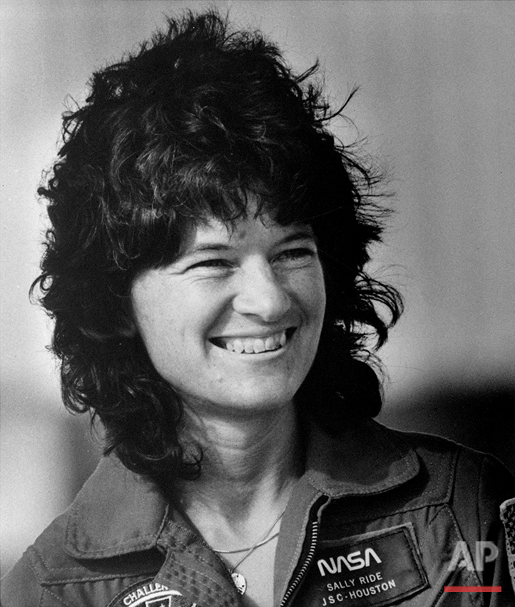 Sally Ride 1983