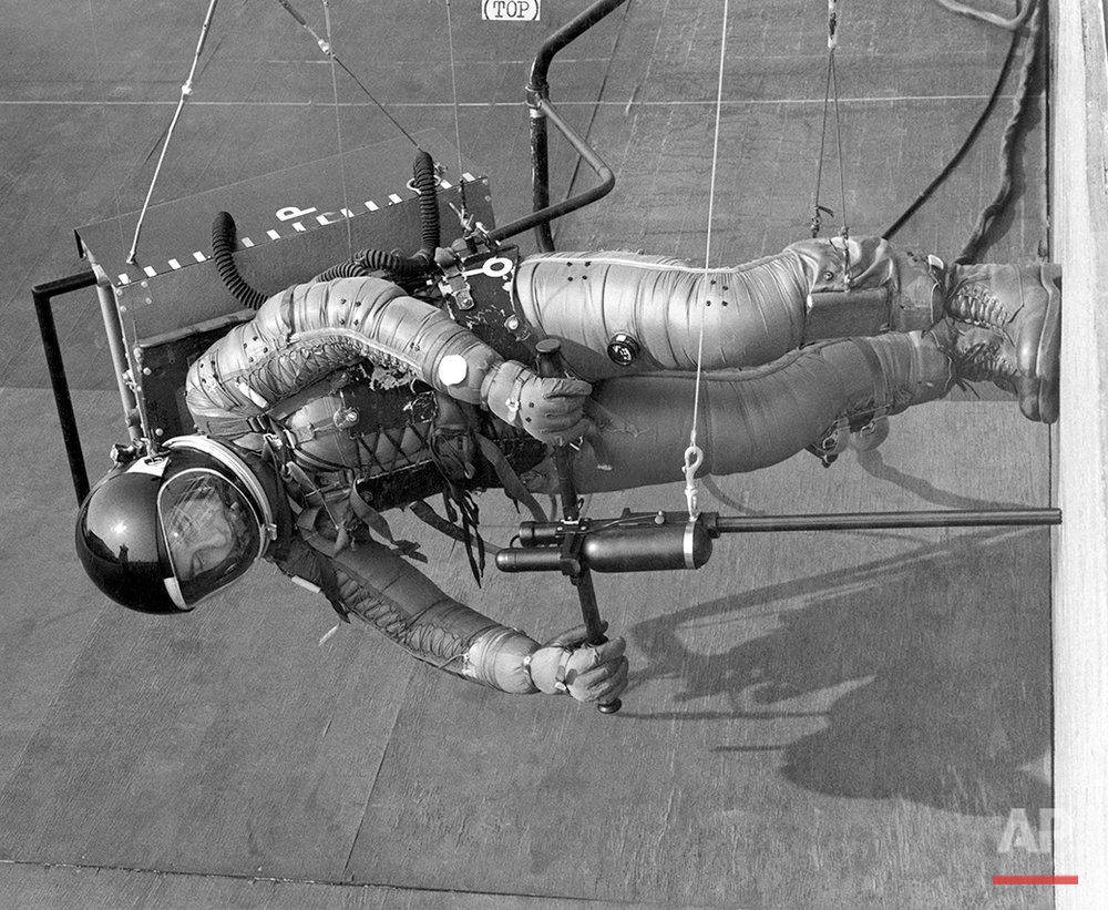 Apollo Equipment 1966