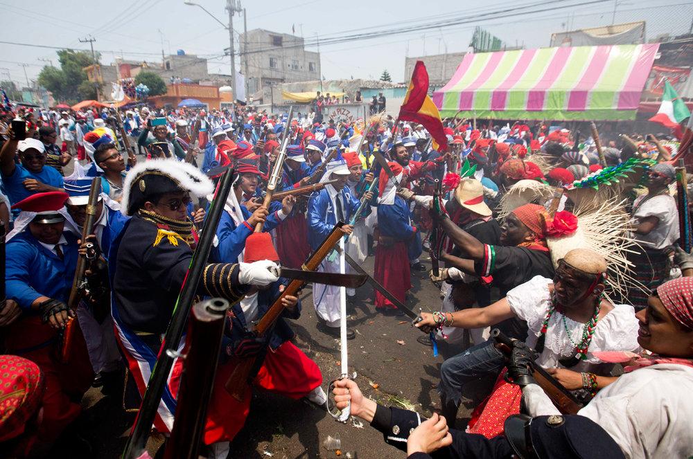 APTOPIX Mexico Cinco de Mayo