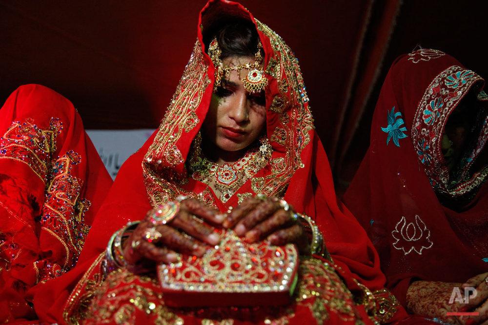 Pakistan Mass Marriage