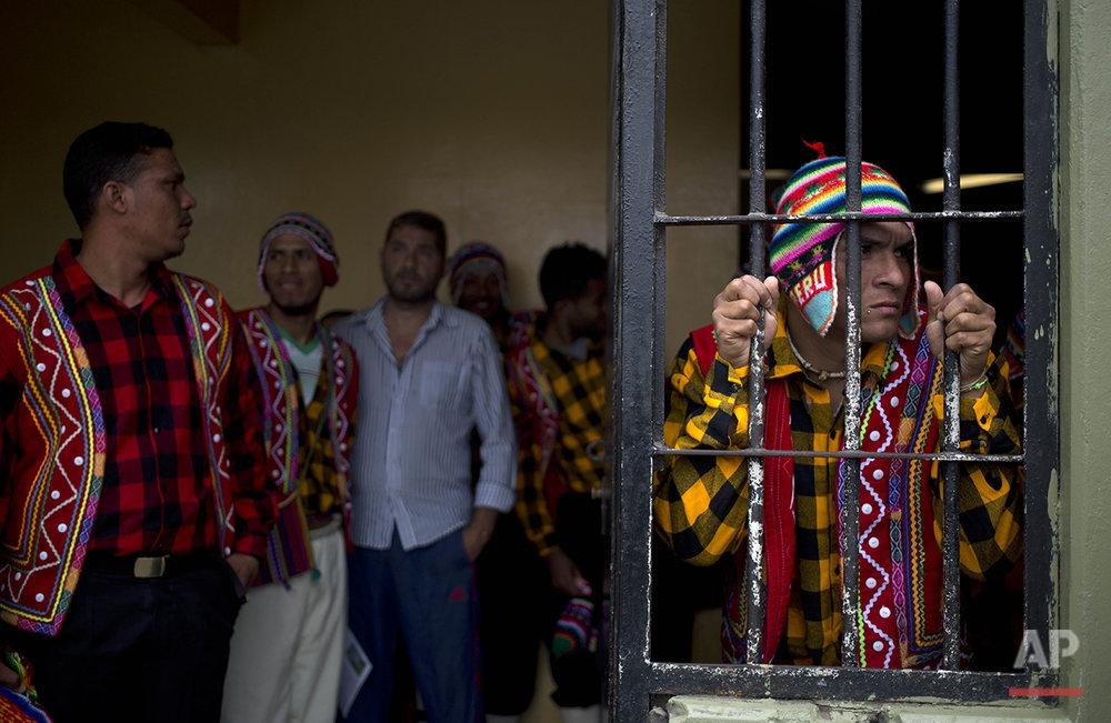 Peru Prison Folklore