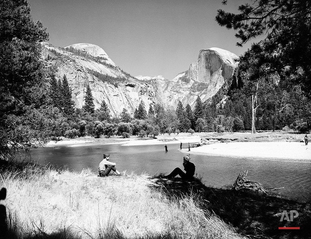 Yosemite National Park 1943