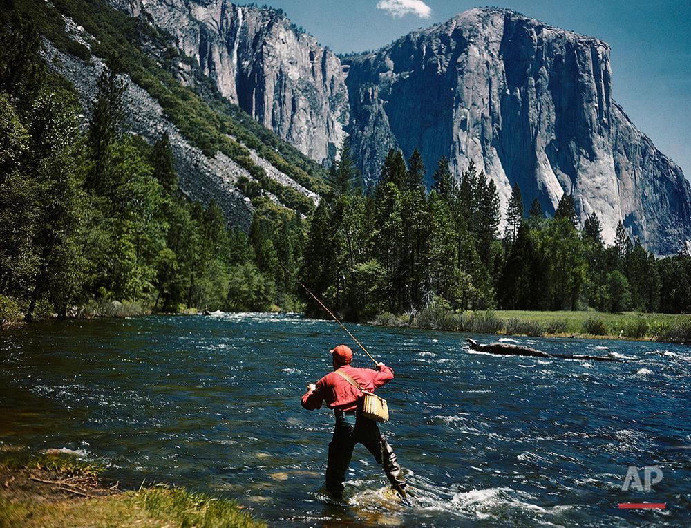 Yosemite National Park 1961