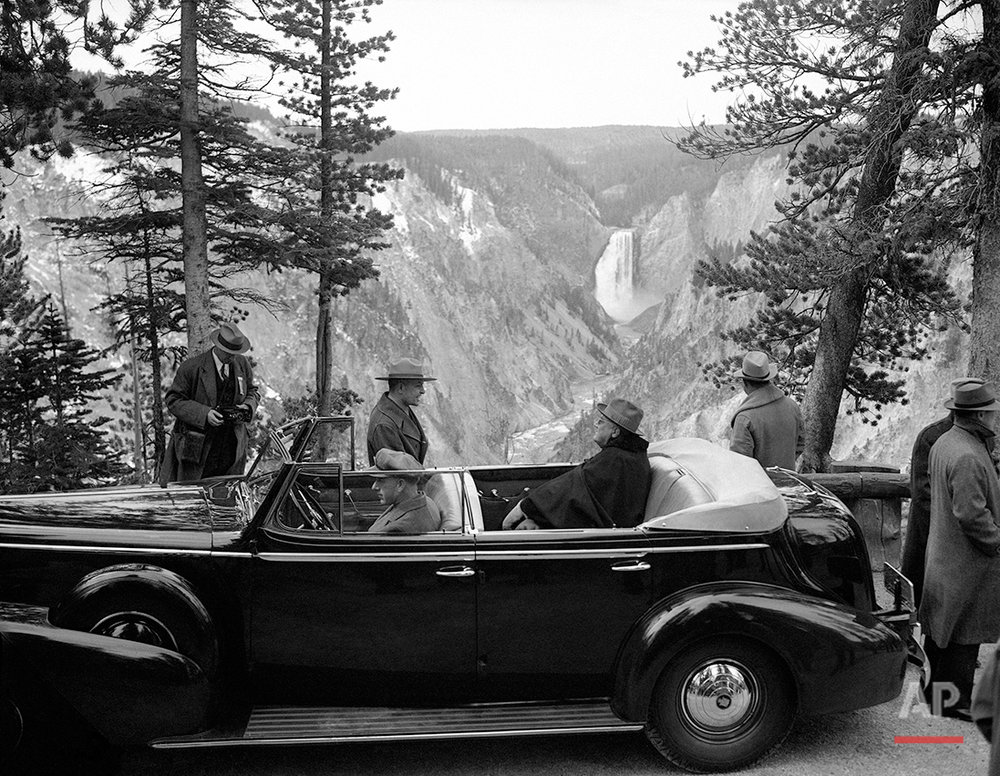 Yellowstone National Park 1937
