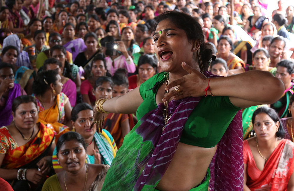 India's Transgenders Protest