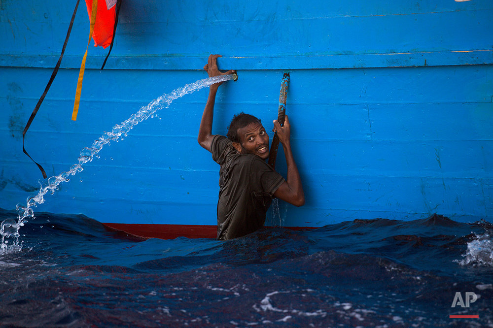 Libya's Migrants