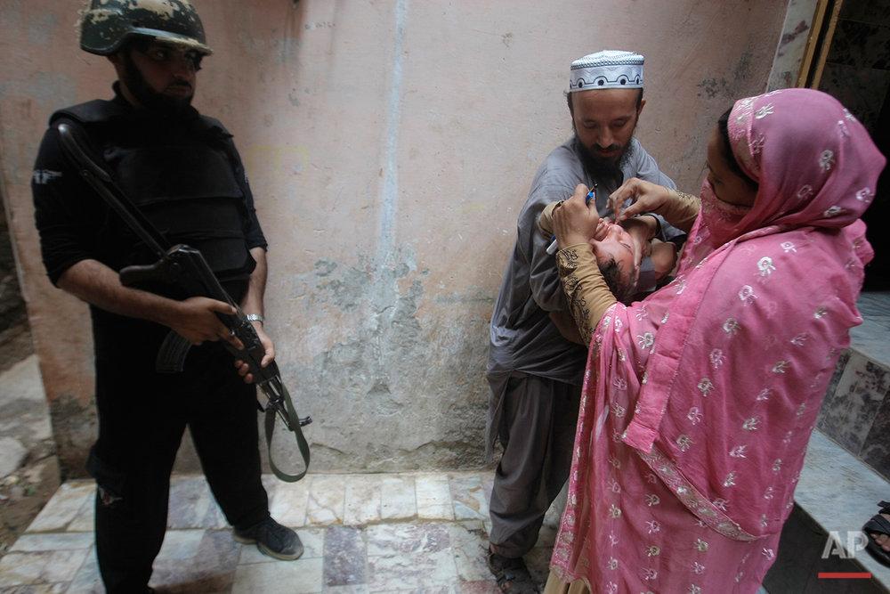 Polio in Pakistan