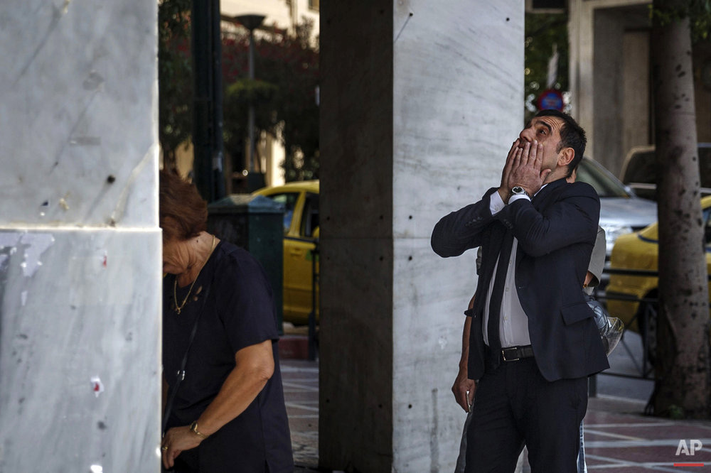 Greece: A Financial Crisis