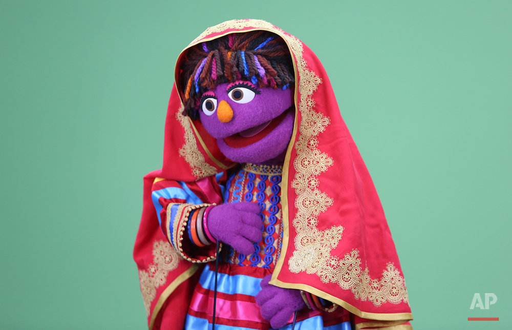 Afghanistan Sesame Street