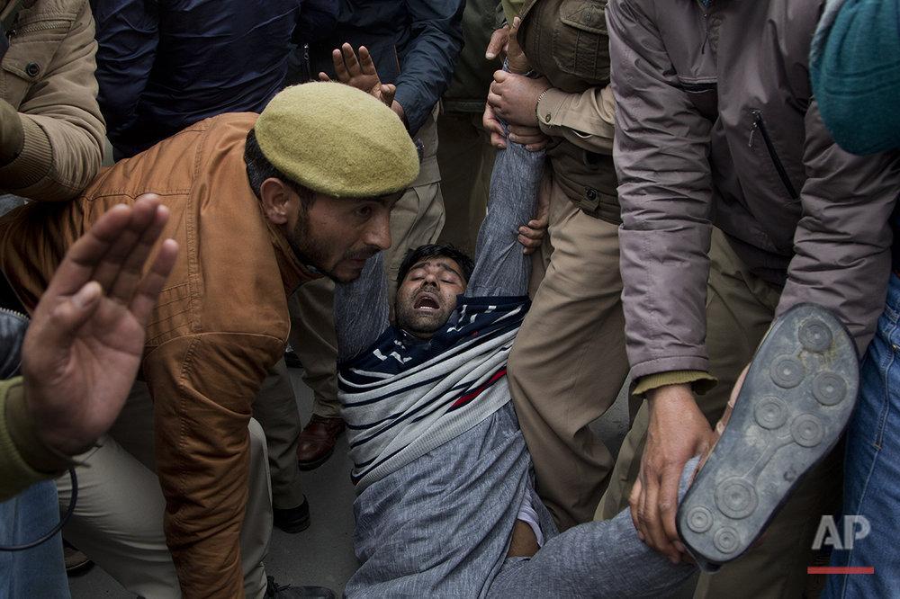 India Kashmir Clashes