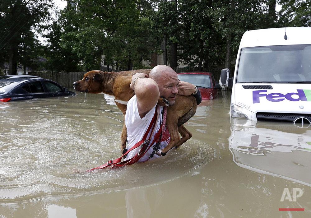 Severe Weather Texas