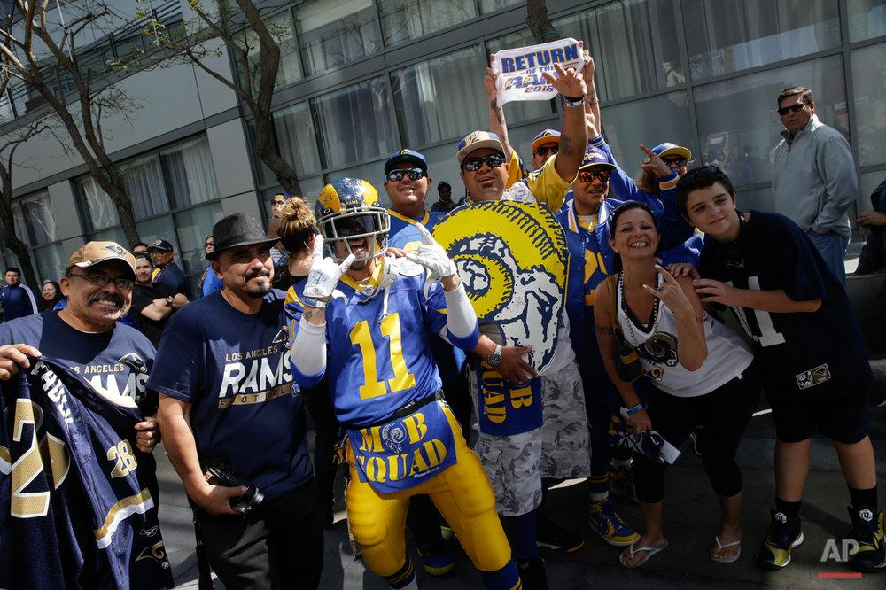 Draft Rams Football