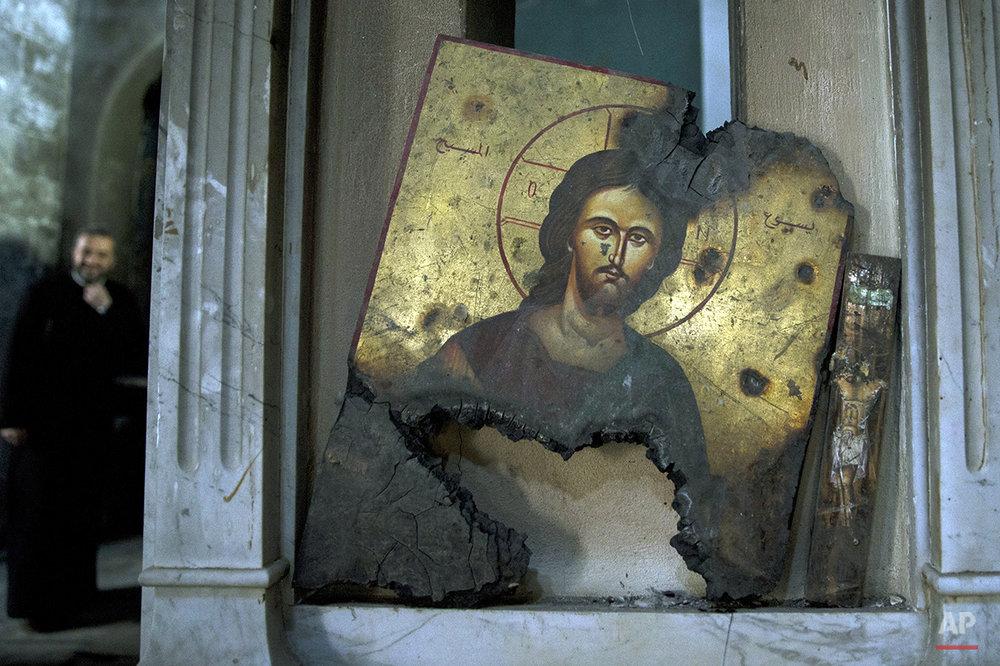 Syria Christian Town