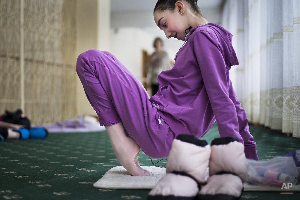 Russia Ballet School