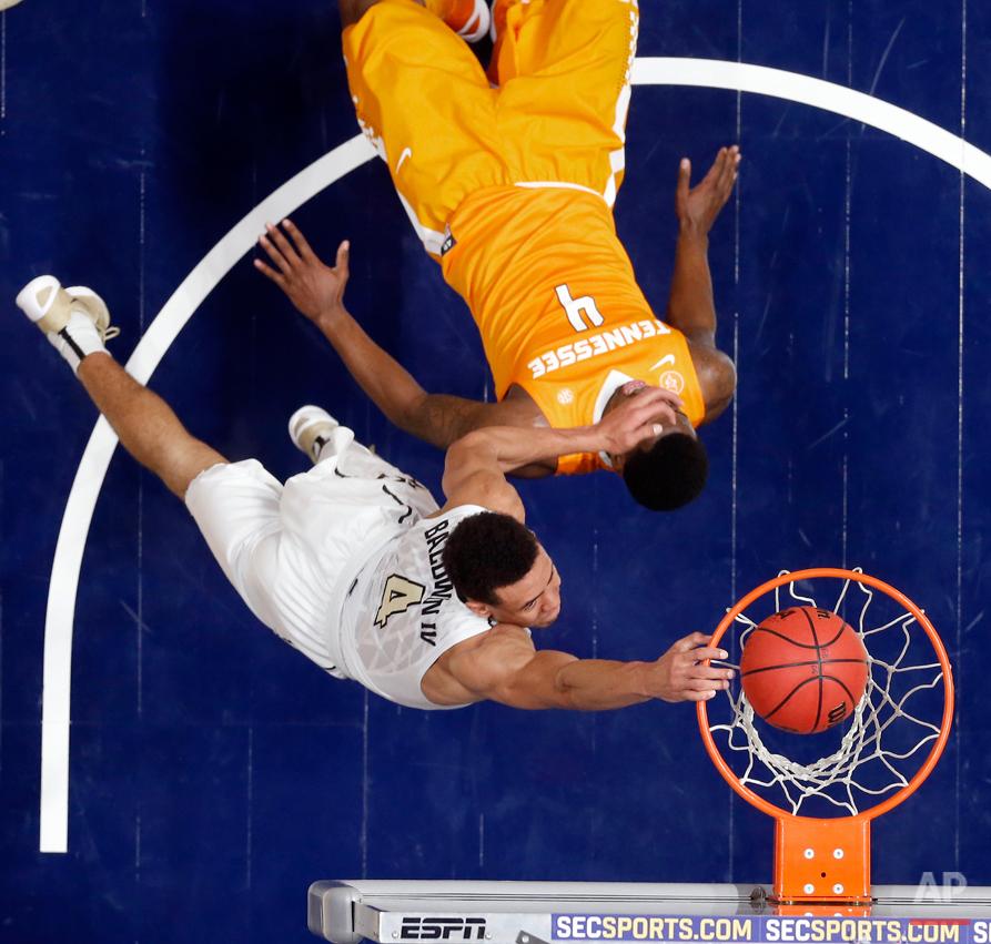SEC Tennessee Vanderbilt Basketball
