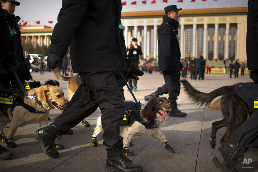 APTOPIX China Conclave Explained