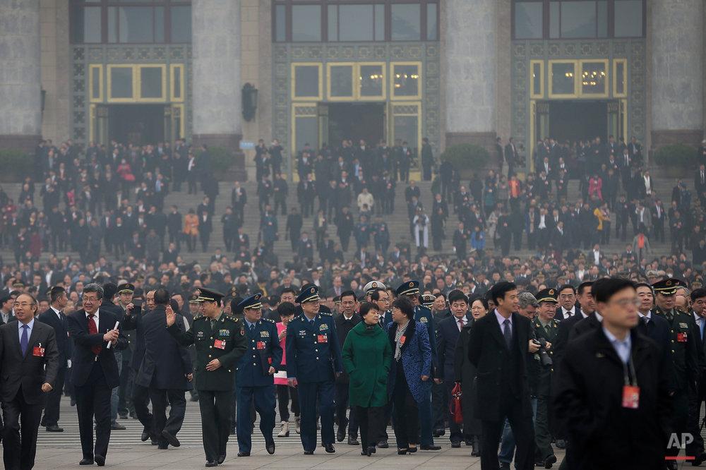 APTOPIX China Conclave