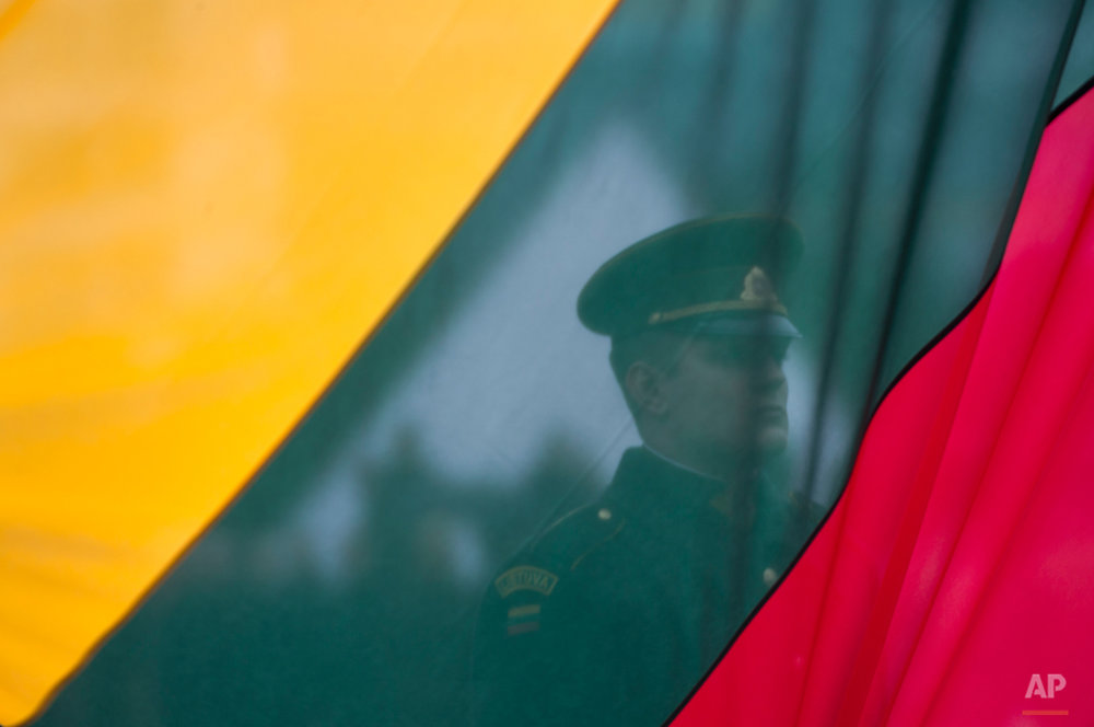 Lithuania Anniversary