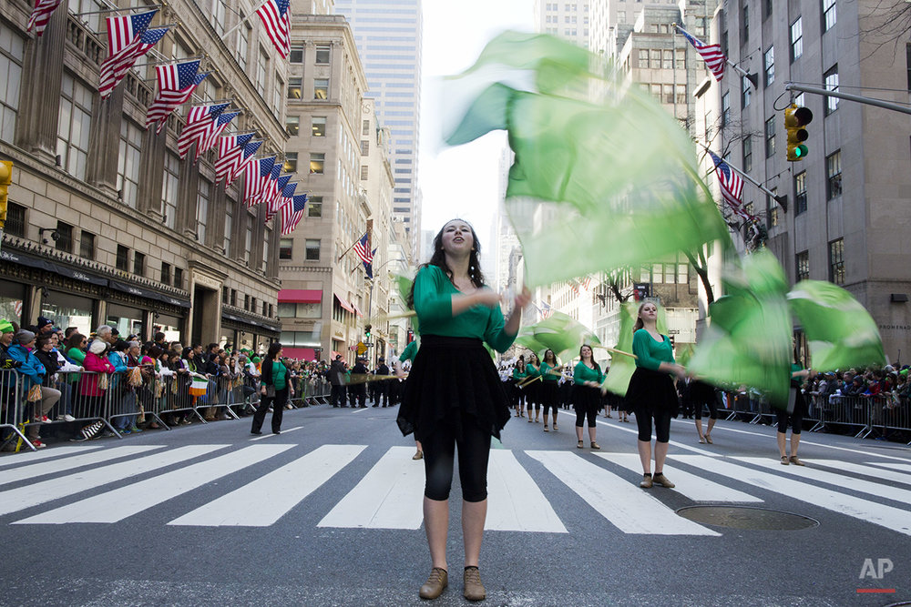 St Patricks Day Parade New York