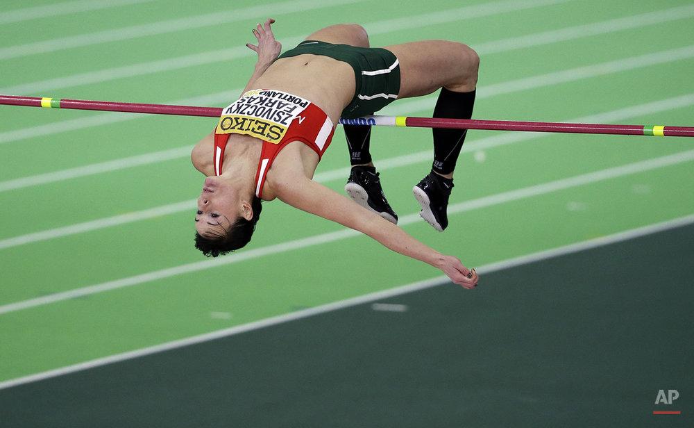 US Indoor Athletics Worlds