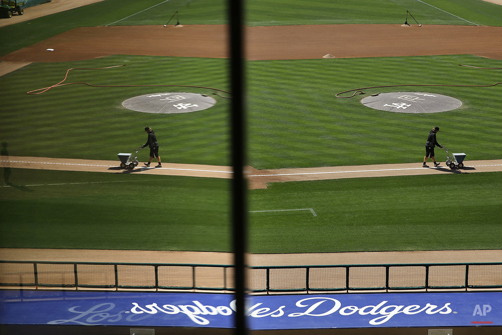 APTOPIX Cubs White Sox Spring Baseball
