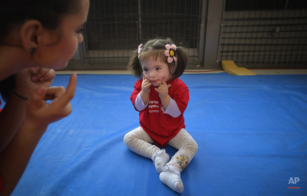 Romania World Down Syndrome Day