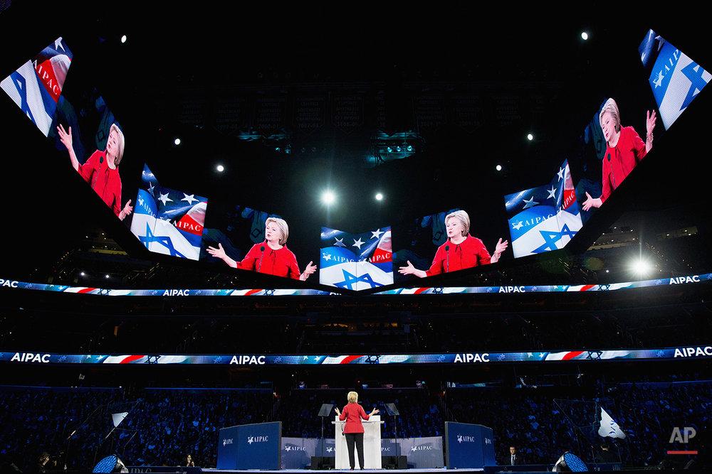 Hillary Clinton AIPAC
