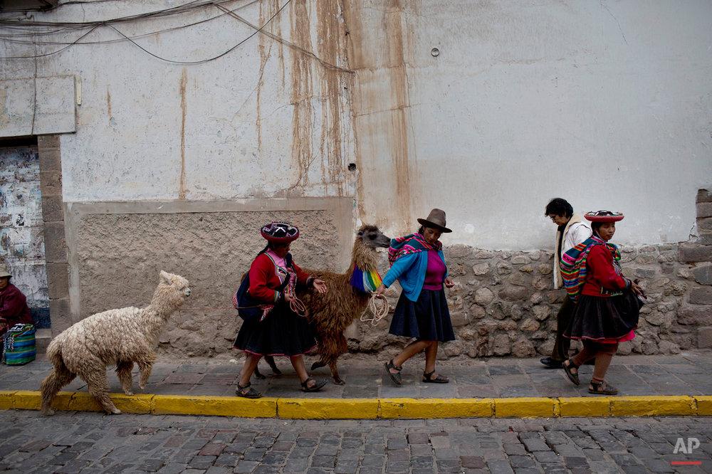 Peru Cusco Tourism