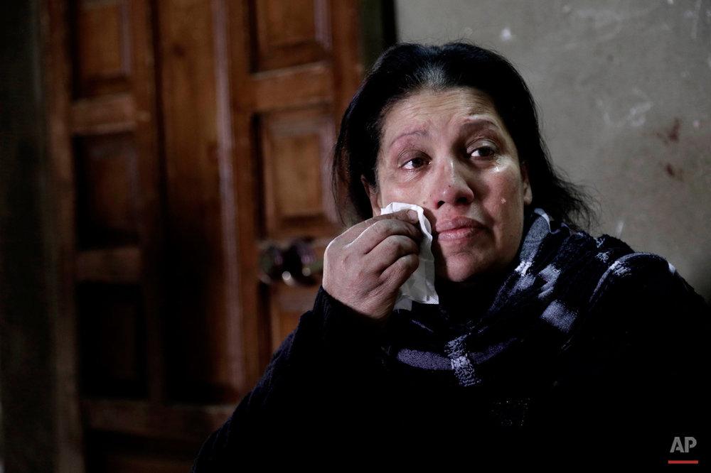 Mideast Egypt Blasphemy