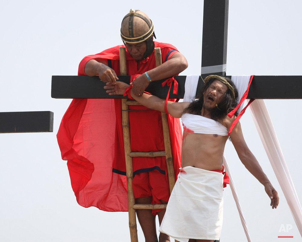 Philippines Crucifixion