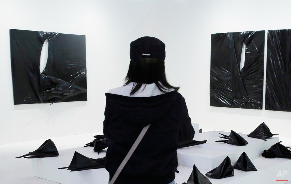 Hong Kong Art Fair Photo Gallery
